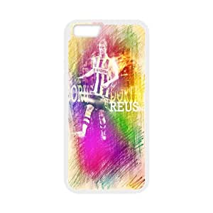 Custom Case Marco Reus 11 football PHONE Case For iPhone 6 Plus 5.5 Inch ZZ29R3091