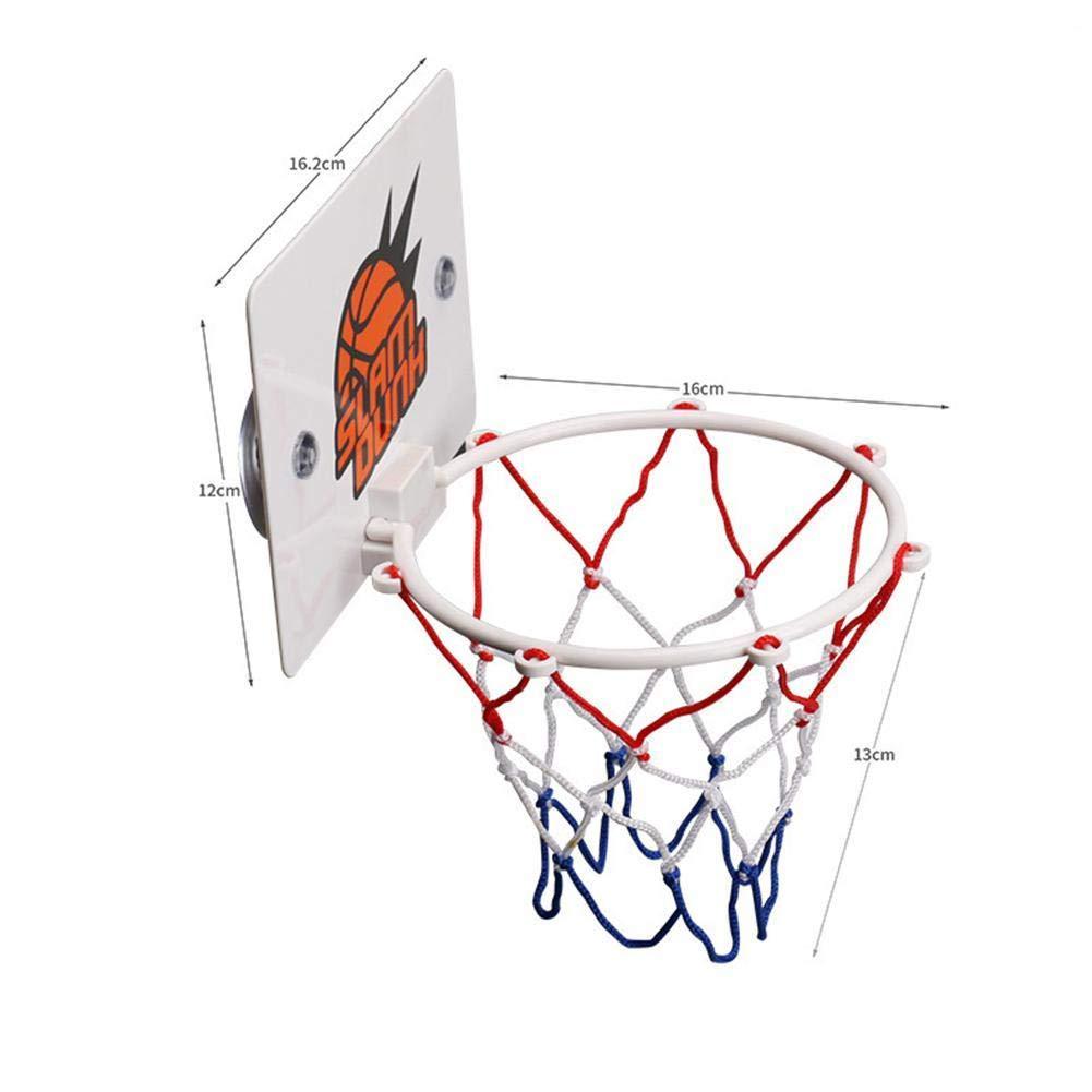 LIANA IRWIN Sucker Mini Basketball Board Home Indoor Childrens Basketball Stand