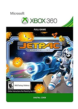 Jetpac Refuelled - Xbox 360 [Digital Code]