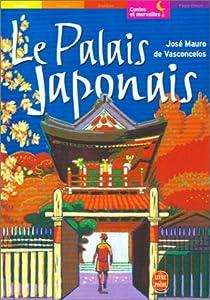 Book's Cover ofLe Palais japonais