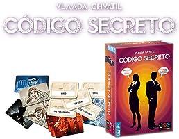 Devir- Código Secreto Juego de Mesa, Multicolor, única (BGCOSE ...