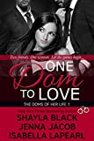 One Dom to Love by Isabella LaPearl front cover