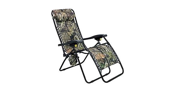 Phenomenal Amazon Com Gci Outdoor Zero Gravity Mossy Oak Chair Machost Co Dining Chair Design Ideas Machostcouk
