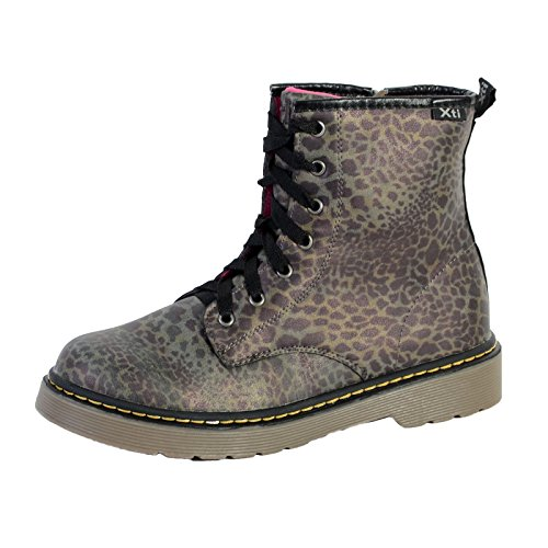 Zapatos Xti Botín Mod 28700 Leopard Multicolor
