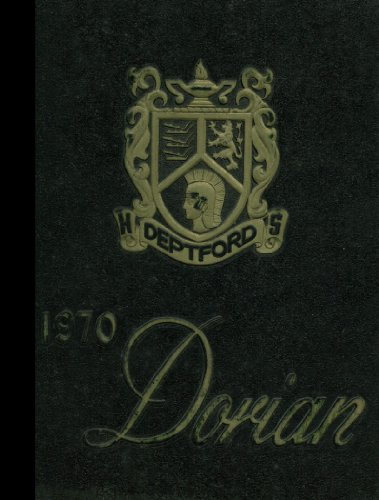 (Reprint) 1970 Yearbook: Deptford Township High School, Deptford, New ()