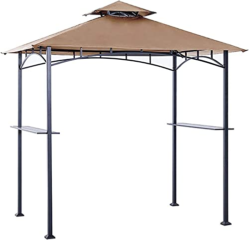 ABCCANOPY 8' X 5' Grill Shelter Replacement Canopy roof ONLY FIT