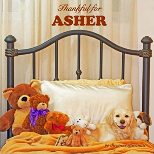 Read Thankful for Asher: Personalized Book of Gratitude (Personalized Children's Books) PDF, azw (Kindle)
