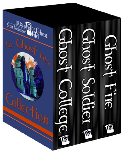 The Ghost Files: First Three Novels