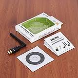 Kootek 600Mbps USB WiFi Adapter 802.11ac Wireless