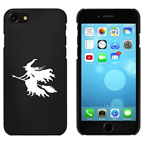 Noir 'Silhouette de Sorcière' étui / housse pour iPhone 7 (MC00082559)
