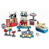 Playmobil Add On 6441 Fast Food Restaurant