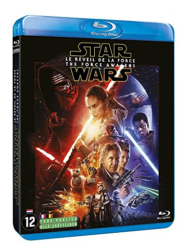 Star Wars : Le Réveil De La Force - Blu-Ray + Blu-Ray Bonus