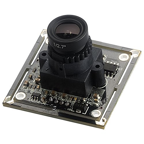Spinel 2MP full HD USB Camera Module OV2710 with 3.6mm Lens FOV 90 degree, Support 1920x1080@30fps, UVC Compliant, Support Most OS, Focus Adjustable, UC20MPB_L36 by Spinel