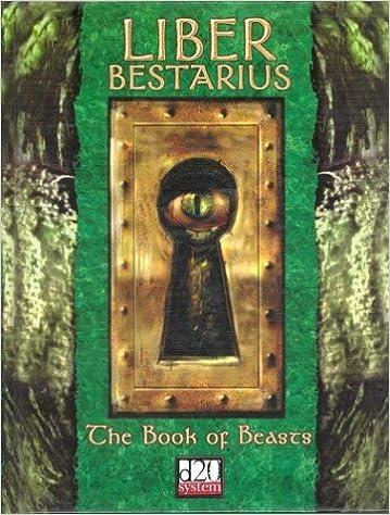 Liber Beastarius (Eden Odyssey D20): Various: 9781891153563: Amazon ...