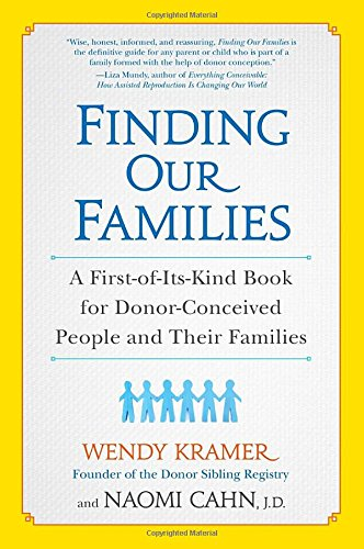 Finding Families First Its Kind Donor Conceived