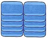 Adouiry 10-Pack Wet Microfiber Mopping