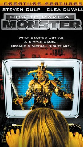 How to Make a Monster [VHS] (Haugen Home Computer)