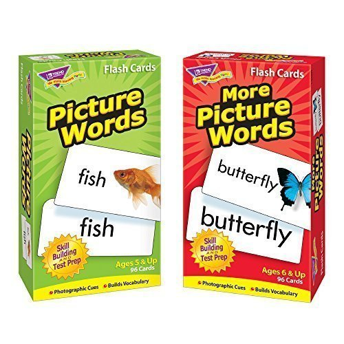 word cards with pictures - 5