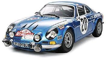 Tamiya 24278 - Maqueta Para Montar, Coche Renault Alpine ...