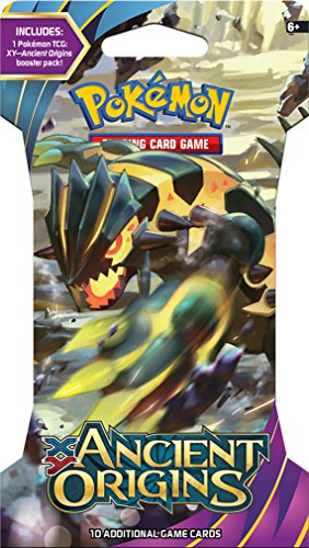 Pokémon Trading Card Game XY-Ancient Origins Sleeved Booster
