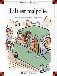 "Afficher ""Lili est malpolie"""