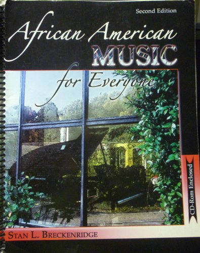 Search : AFRICAN AMERICAN MUSIC FOR EVERYONE