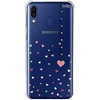 Capa Anti-Impacto Personalizada para Galaxy M20 - Coração Mobile, Husky, Capa Protetora para Celular, Colorido