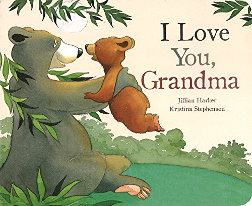I Love You Grandma (Picture Board Books)