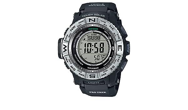 Casio Malla Me Up Pro Trek EDICIÓN ESPECIAL JAPAN Reloj (Modelo de Asia) PRW-3500-1D: Casio: Amazon.es: Relojes