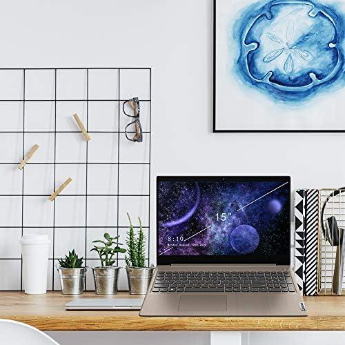 2020 Lenovo IdeaPad 3 15″ Touchscreen HD Laptop, 10th Gen Intel Core i3-1005G1 (Beats i5-7200U), 12GB DDR4, 1TB PCIe SSD, Webcam, HDMI, Windows 10 S /Legendary Accessories 51JCPQTIGIL