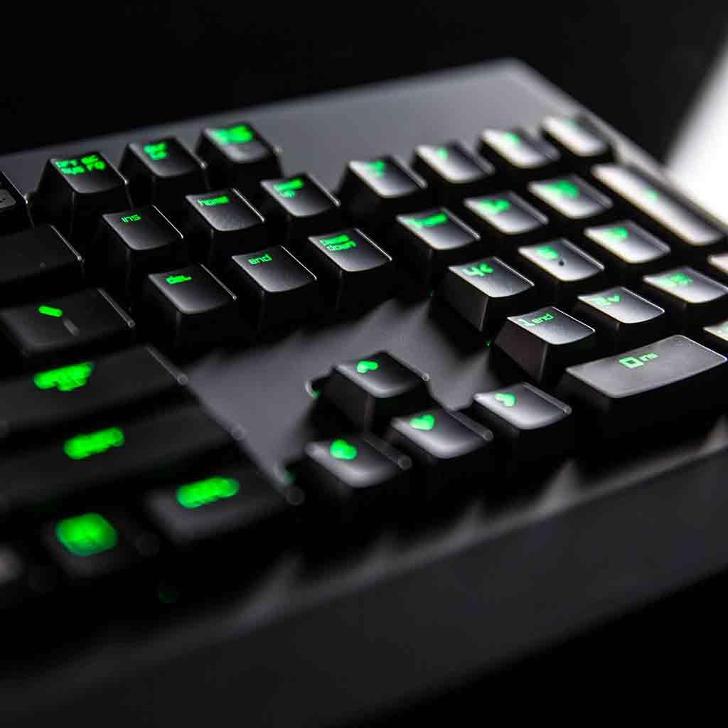 Amazon.com: Razer BlackWidow Ultimate Stealth 2014 Edition