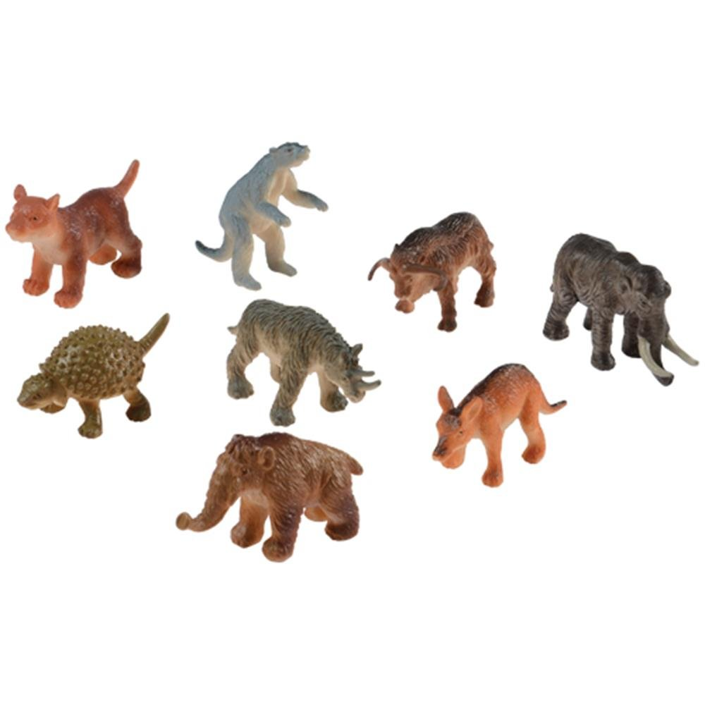 Buy Assorted Mini Ice Age Animal Action Figures (Lot of 12) Online ...