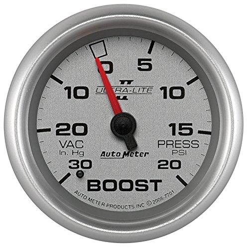 Auto Meter 7701 Ultra-Lite Pro II 2-5/8