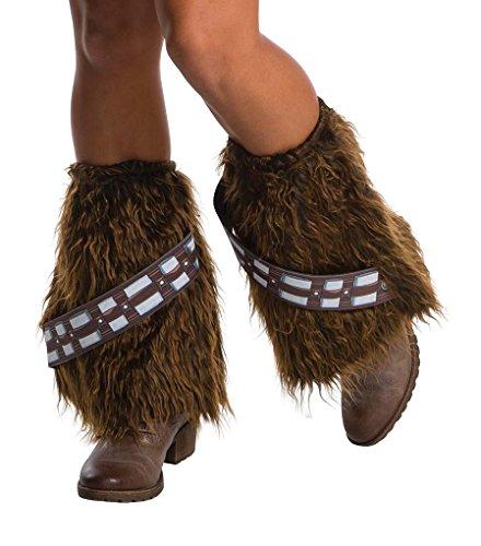 Adult Size Chewbacca Leg Warmers - Star Wars Costume Accessory ()