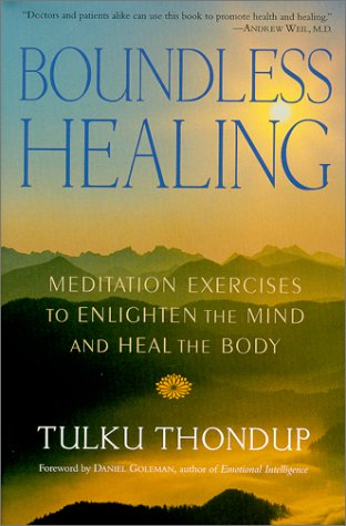 Boundless Healing: Mediation Exercises to Enlighten the Mind and Heal the Body (Buddhayana Foundation Series)