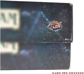 docsmagic.de Sleeved Card Game LCG Organizer Insert for Small Box 25 x 25 cm - Encarte: Amazon.es: Juguetes y juegos