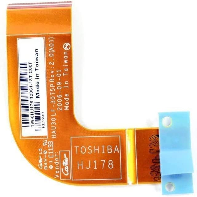 Dell Latitude D430 D420 GJ277 Hard Drive Flexible Connector Cable HJ178