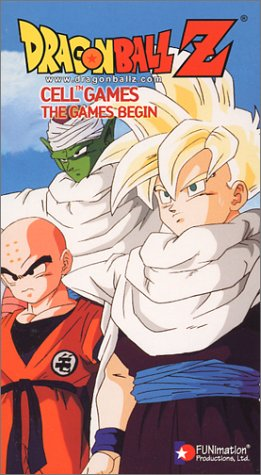 Dragon Ball Z - Cell Games - The Games Begin (Edited) - Mall Morrow