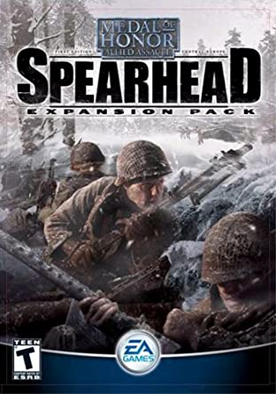 Medal of Honor Allied Assault: Spearhead Expansion Pack: Moh