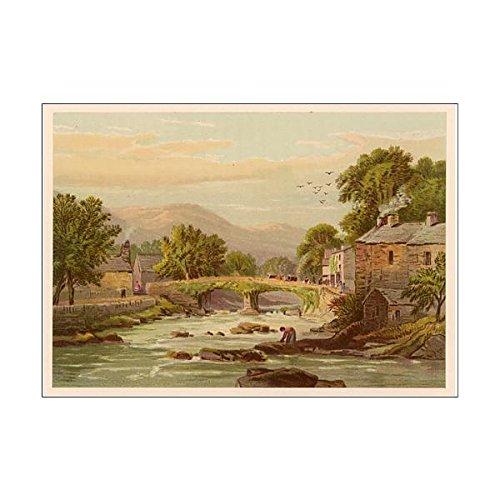 A1 Poster Of Wales/beddgelert (625242)