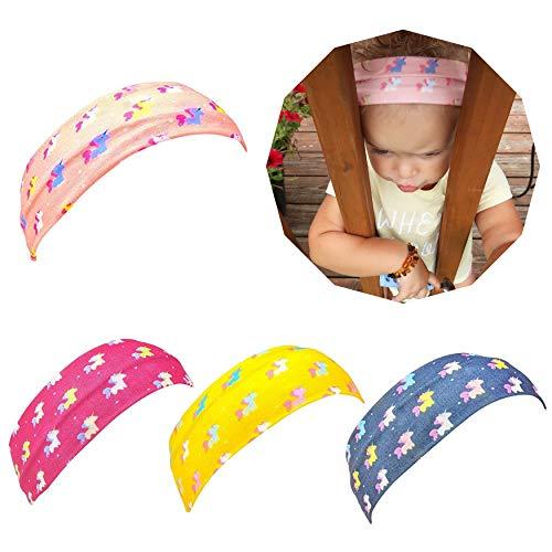 SIMPLICHIC Headbands Unicorn Stretchy Headwrap product image