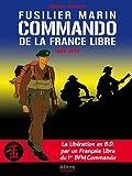 Fusilier marin, commando de la France libre.