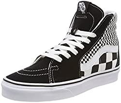 Vans Sk8-hi Blacktrue Whitemix Check Skatecasual 12