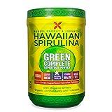 Pure Hawaiian Spirulina Green Complete Superfood Powder– Vegan, Non GMO – Natural Superfood Grown in Hawaii