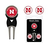 NCAA Divot Tool Pack With 3 Golf Ball Markers