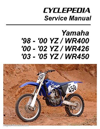 Yamaha 426 - 7