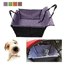 Bazaar Pet Dog Cat Car Rear Back Seat Cover Mat Protector Hammock Cushion Waterproof