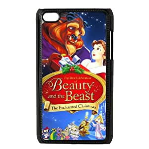 Beauty and the Beast The Enchanted Christmas iPod Touch 4 Case Black SA9755398