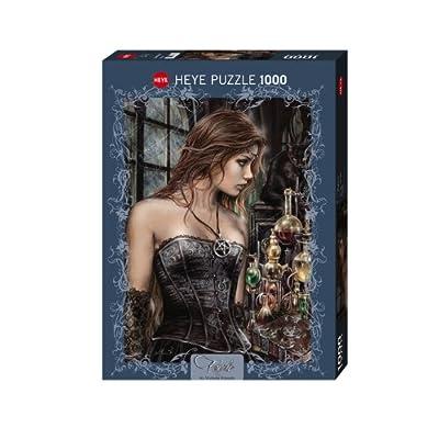 Heye 29198 Veleno Victoria Francs Puzzle 1000 Pezzi