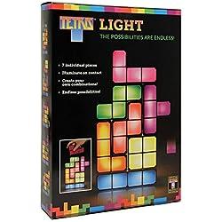 Tetris Stackable Light (Multicoloured)